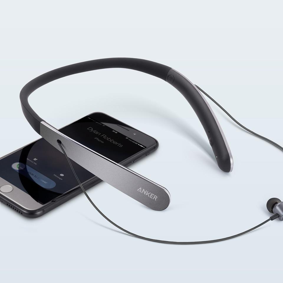 Anker SoundBuds Life - Black+Gray ( A3270HF1 )