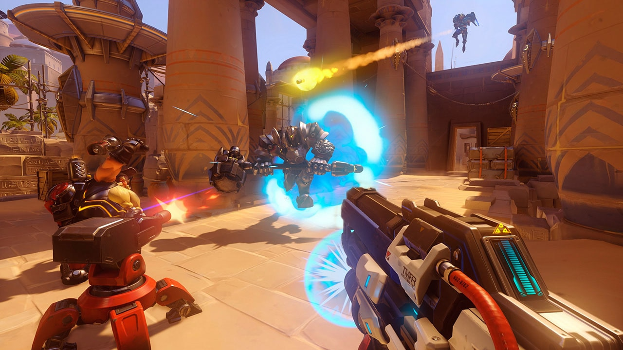 Overwatch Origins Edition For PlayStation 4 -Blizzard Entertainment
