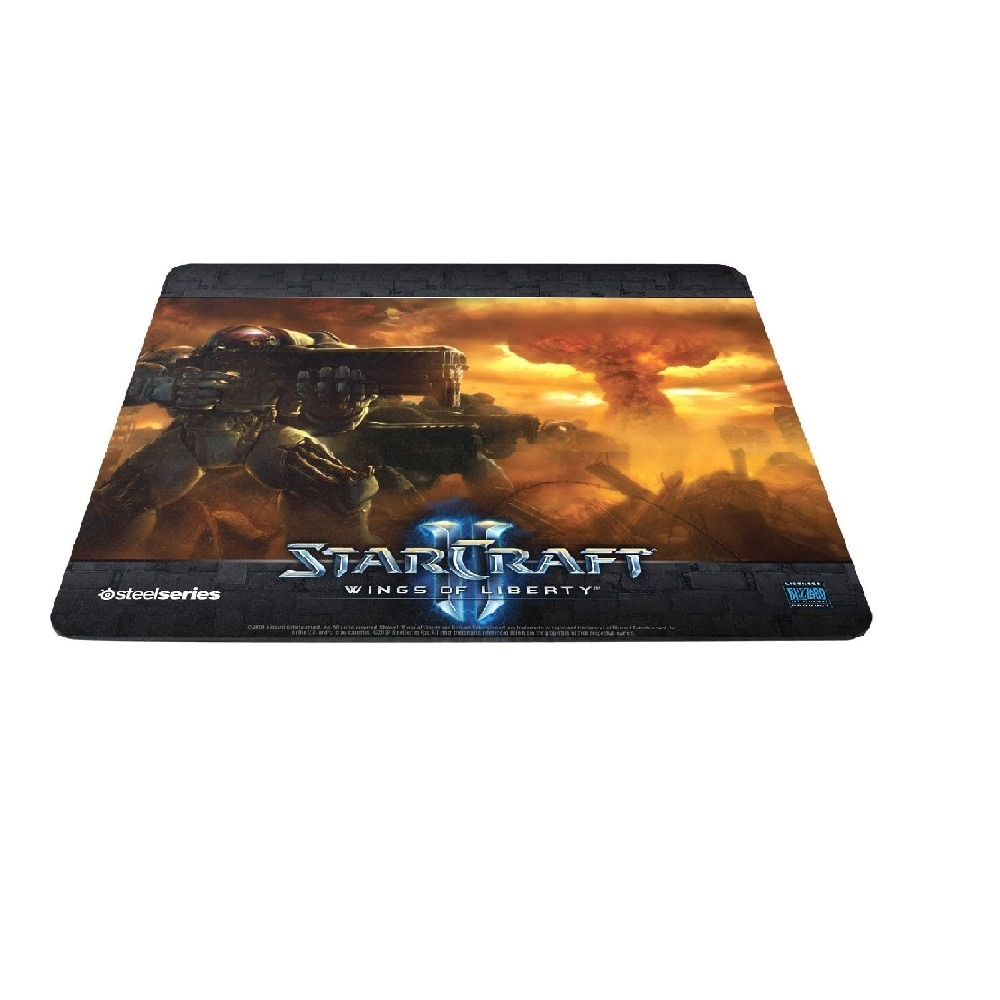SteelSeries QcK Gaming Mouse Pad-Marine Edition