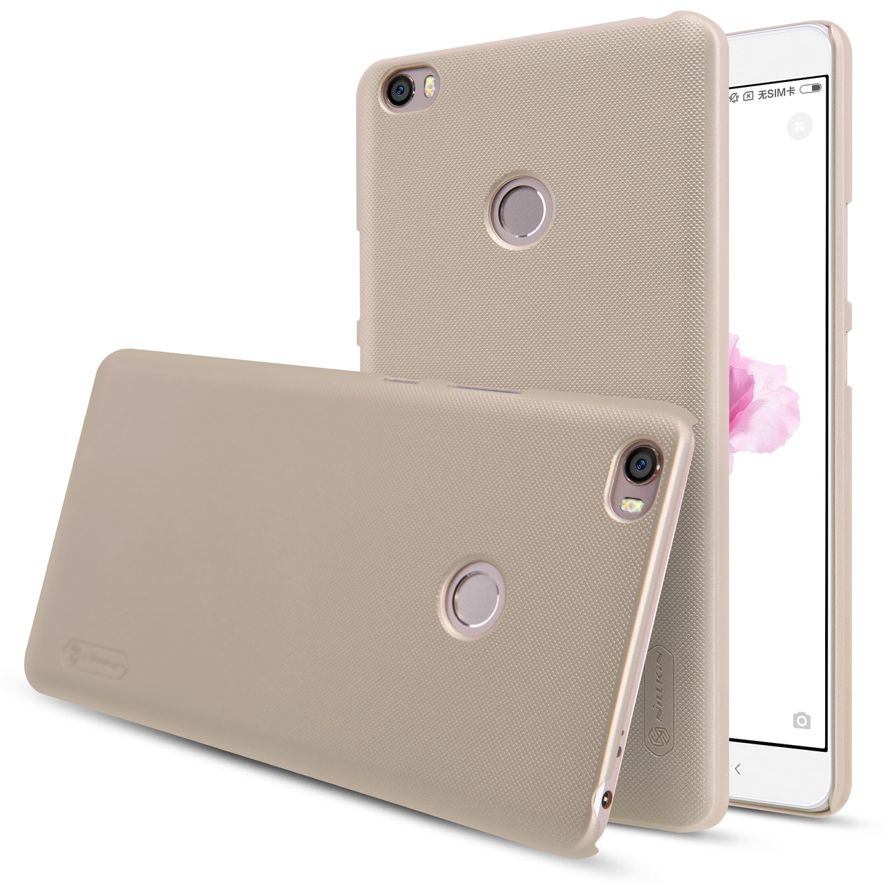 Nillkin Original Frosted Shield Back Cover for Xiaomi Mi MAX