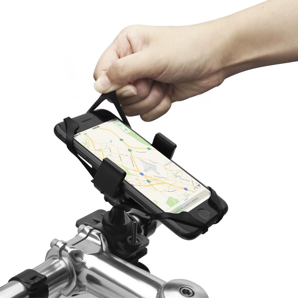 Spigen A250 Velo Bike Phone Mount - Black