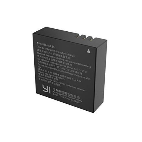 yi action camera replacement battery