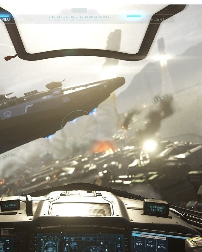 Call Of Duty Infinite Warfare For PlayStation 4 Legacy Edition - Activision