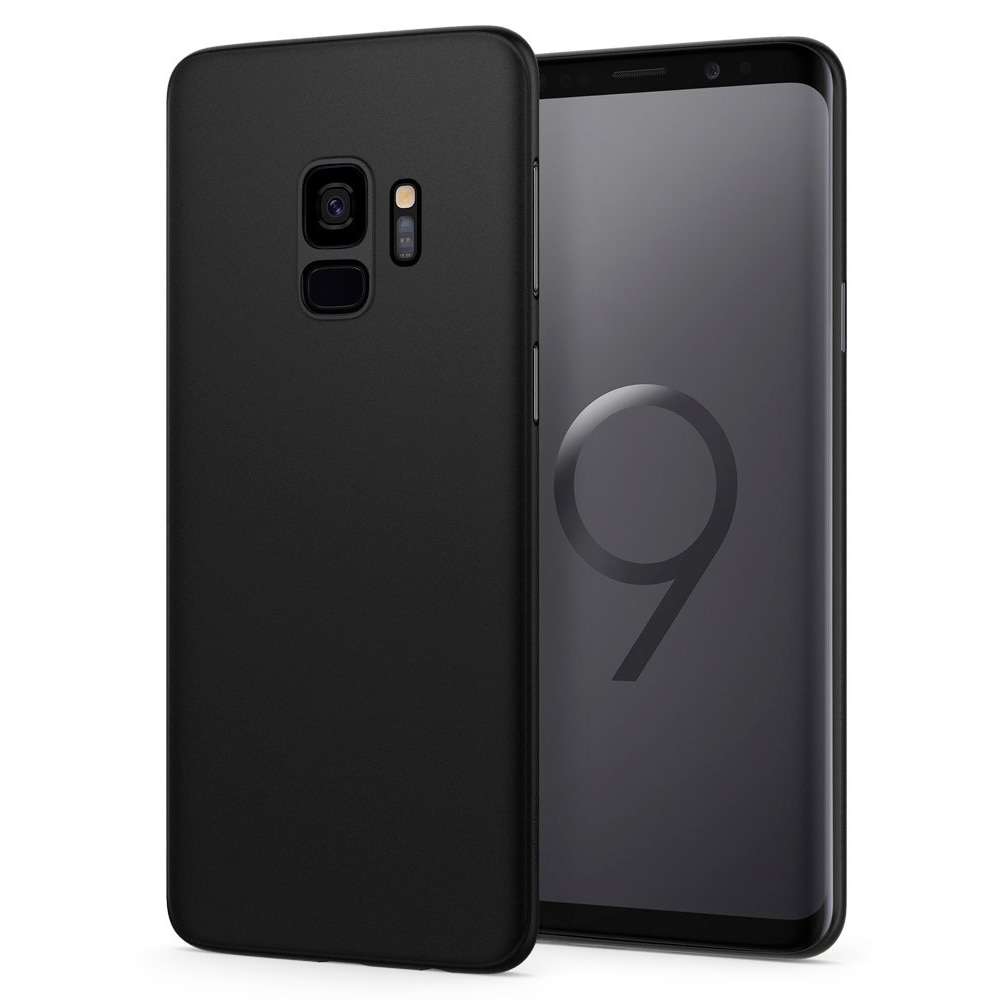 Samsung Galaxy S9 Air Skin Case - Midnight Black