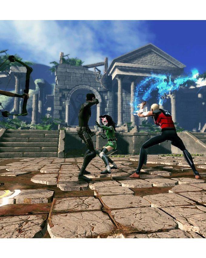 Young Justice: Legacy For PlayStation 3 - Bandai Namco