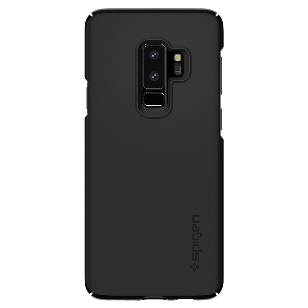 Samsung Galaxy S9 Plus Spigen Original Thin Fit Case - SF Black