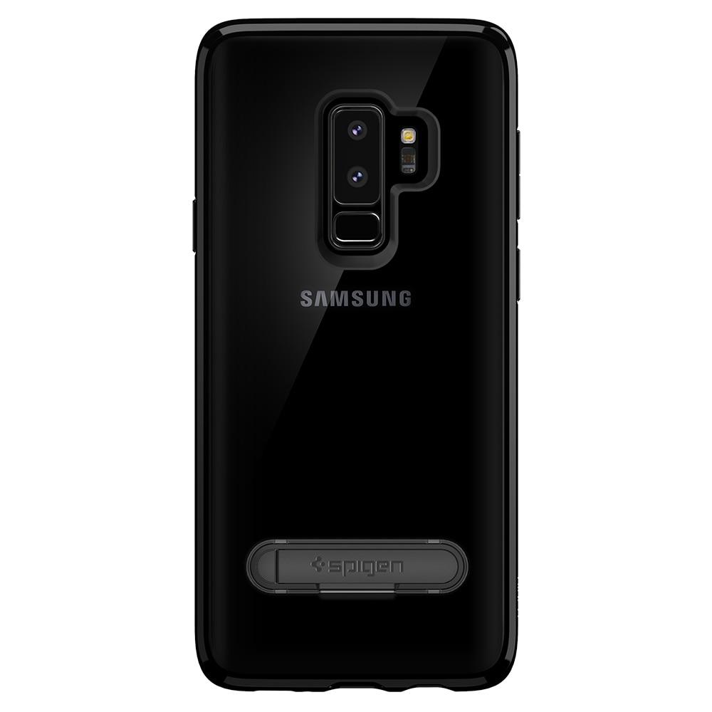 Samsung Galaxy S9 Plus Spigen Ultra Hybrid S Case - Midnight Black