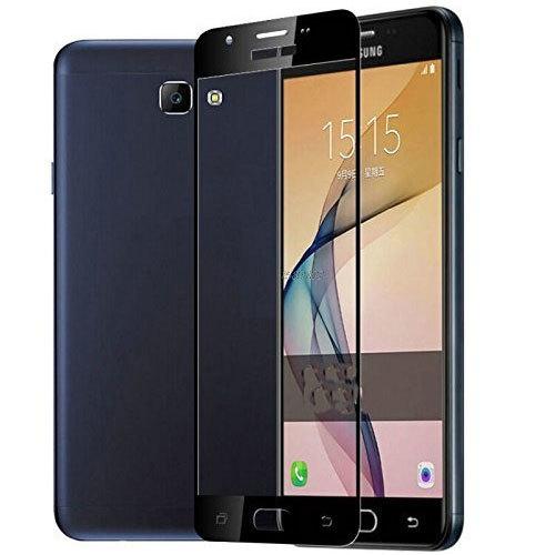 Mocolo Samsung Galaxy J7 Prime Edge to Edge Tempered Glass - Black