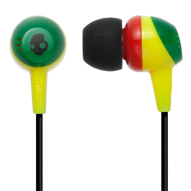 SkullCandy JIB Earbuds (Enhanced Bass, Stereo Sound)
