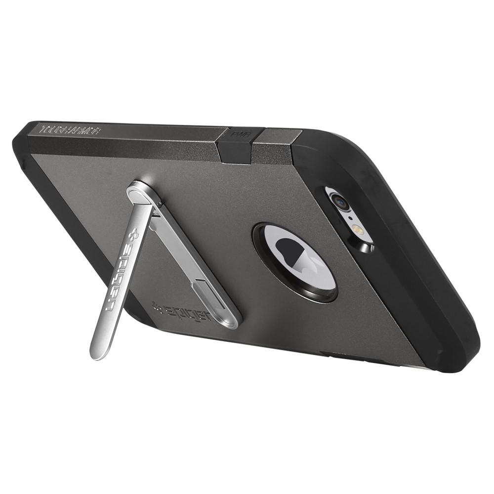 Spigen U100 Kickstand with Magnetic Clasp for every Phone - Black
