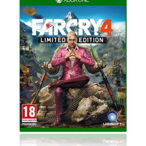 Far Cry 4 For  Xbox One  - Ubisoft