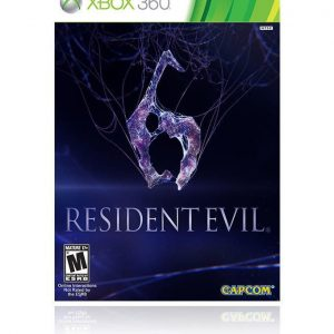 Resident Evil 6 For  Xbox 360 - Capcom