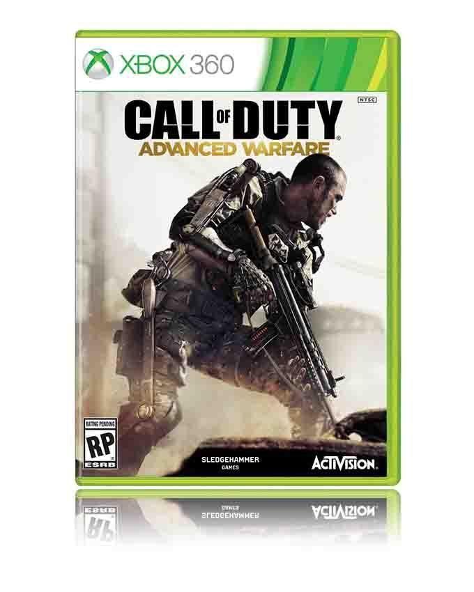 Call of Duty: Advanced Warfare Xbox 360  - Activision