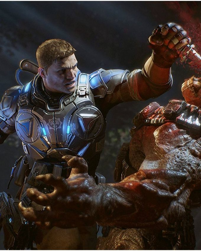Gears of War 4  For  Xbox One  - Microsoft