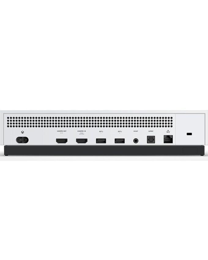 Microsoft Xbox One S Madden 1TB(HDD) Bundle  White  NFL 17