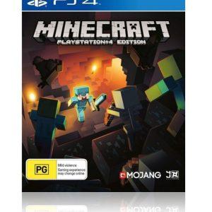 Minecraft  For PlayStation 4  -  Mojang