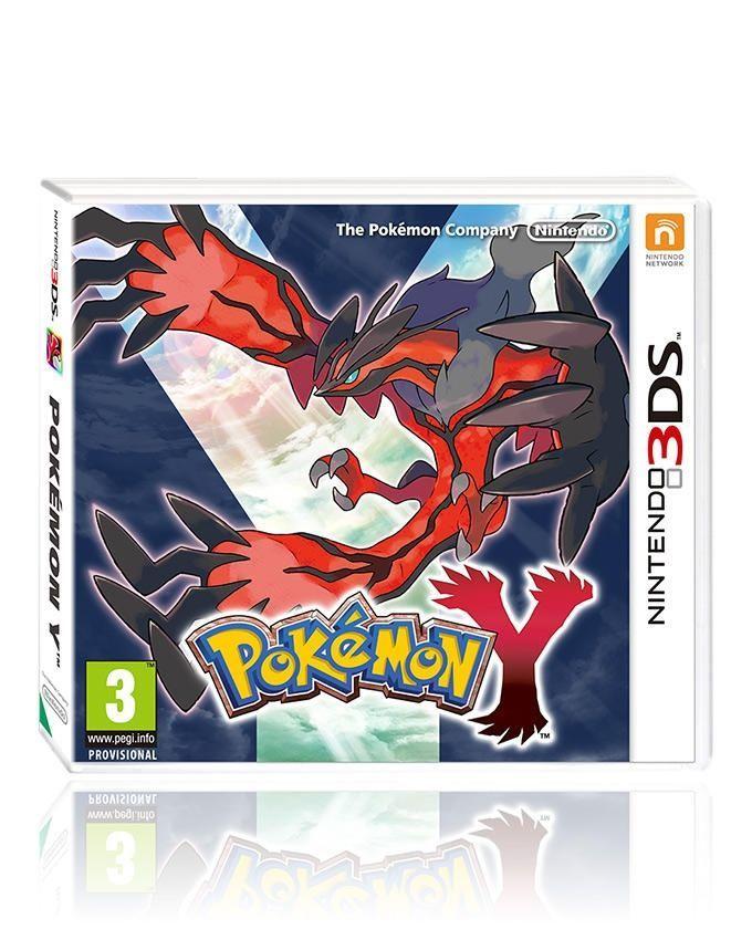 Nintendo Pokemon Y - 3DS