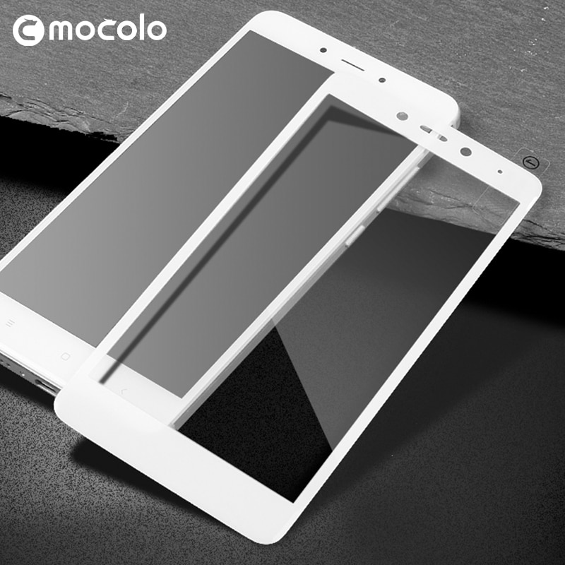 Mocolo Xiaomi Redmi Note 5A / 5A Prime Edge to Edge Tempered Glass