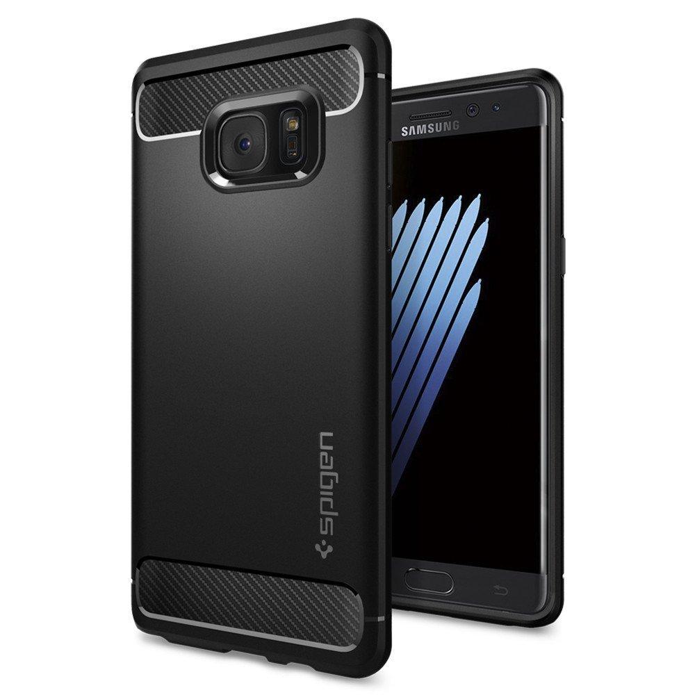 Spigen Original Rugged Armor Case for Samsung Galaxy Note 7