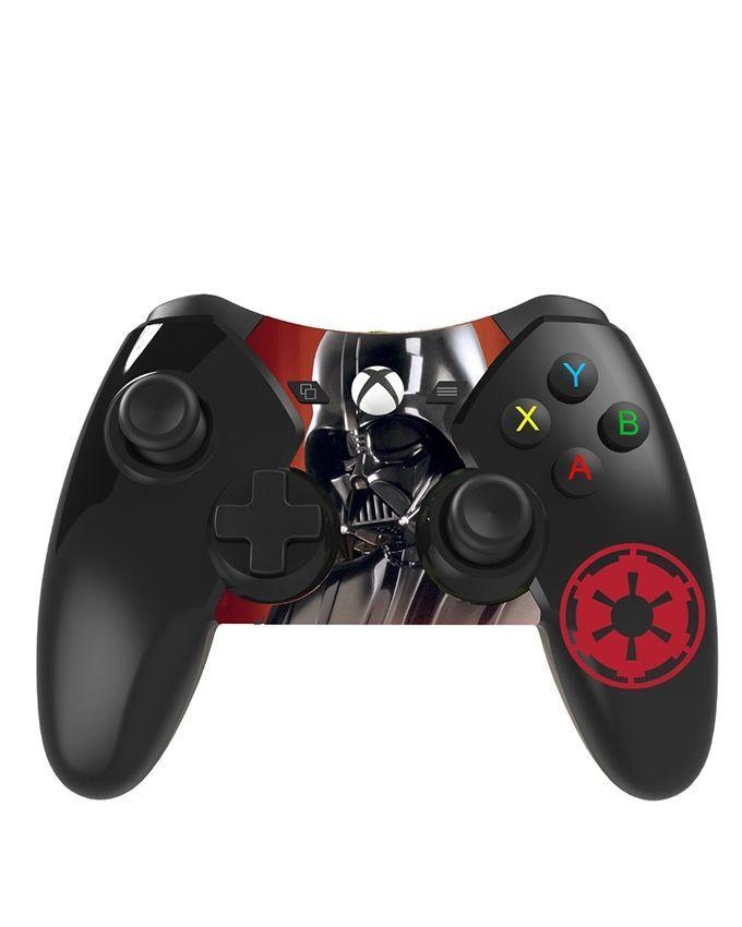 Xbox One Wired Star Wars Darth Vader Controller Black  - PowerA