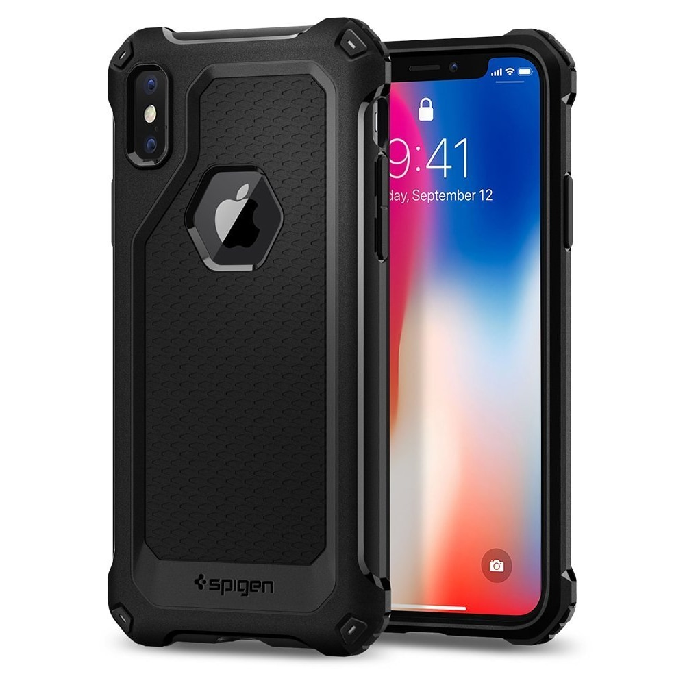 Apple iPhone X Spigen Rugged Armor Extra Case