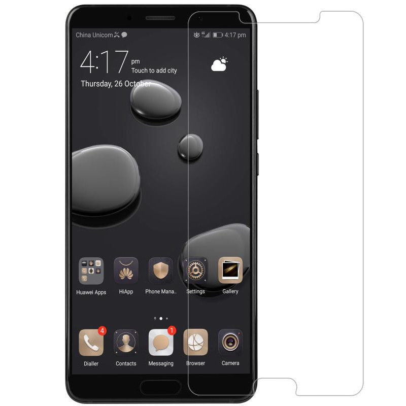 Mocolo Huawei Mate 10 3D Edge to Edge Tempered Glass - Clear