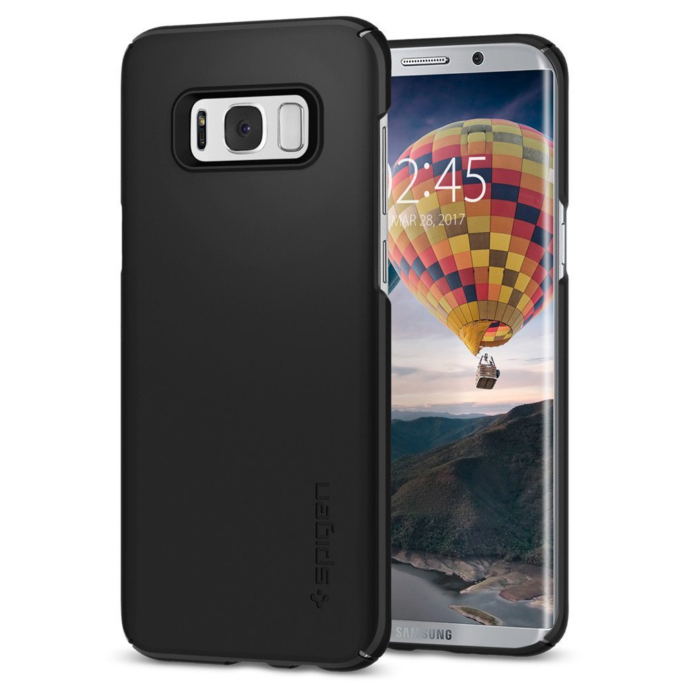 Spigen Original Thin Fit for Samsung Galaxy S8 - SF Black