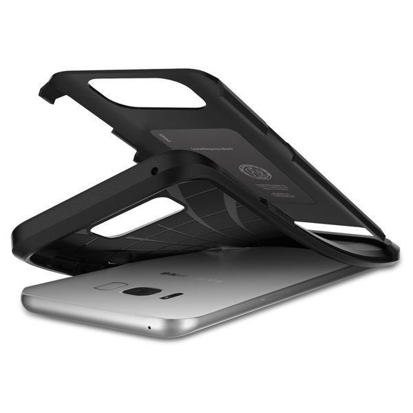 Spigen Original Tough Armor Case with Kickstand for Samsung Galaxy S8 / Samsung Galaxy S8 Plus