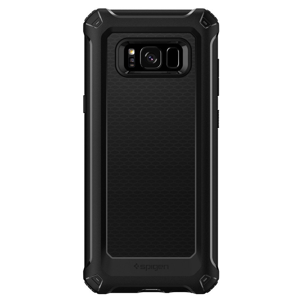 Samsung Galaxy S8 Plus Spigen Extra Rugged Armor Case - Black