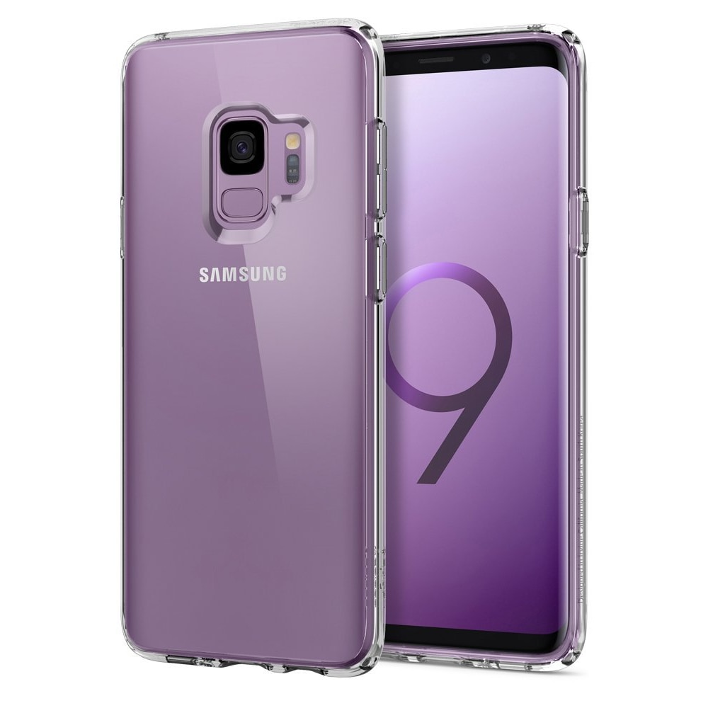 Samsung Galaxy S9 Spigen Original Ultra Hybrid Case - Crystal Clear