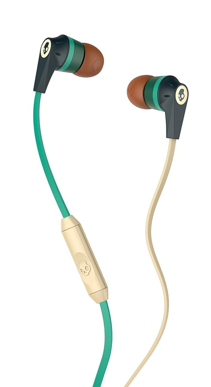 Skullcandy Ink'd 2 Earbud with In Line Microphone