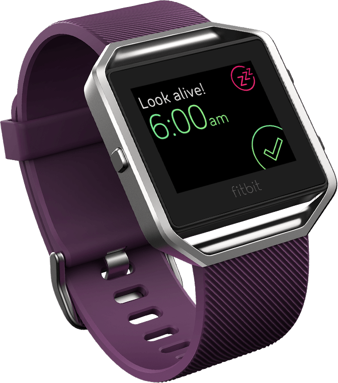 Fitbit Blaze - Smart Fitness Watch with Pure Pulse heart rate