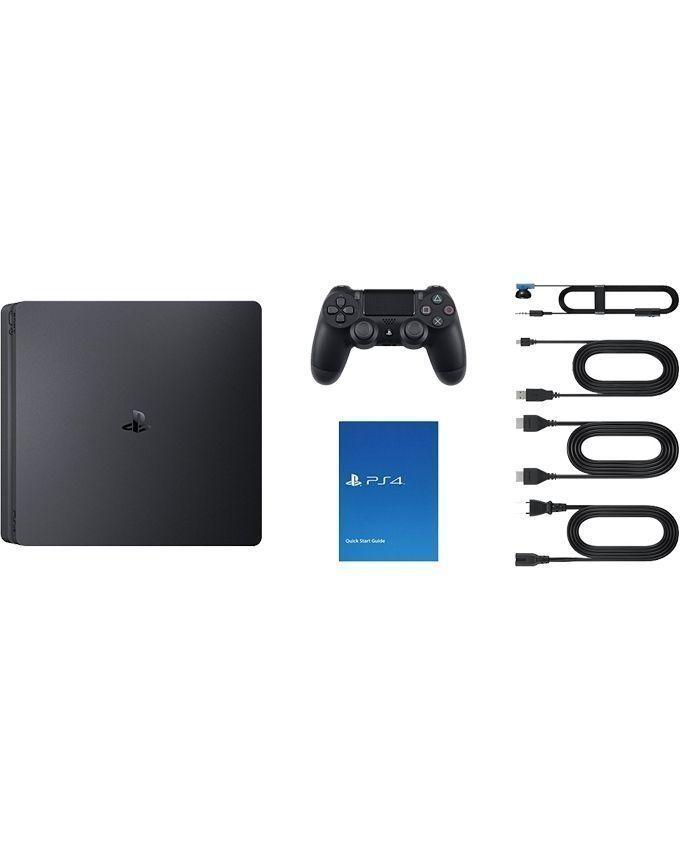 Sony Bundle Offer - Playstation 4 1TB Slim Gamer Pack  Black