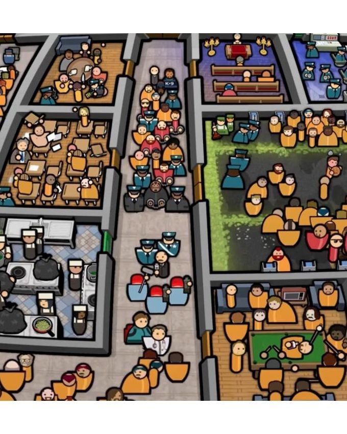 Prison Architect For PlayStation 4