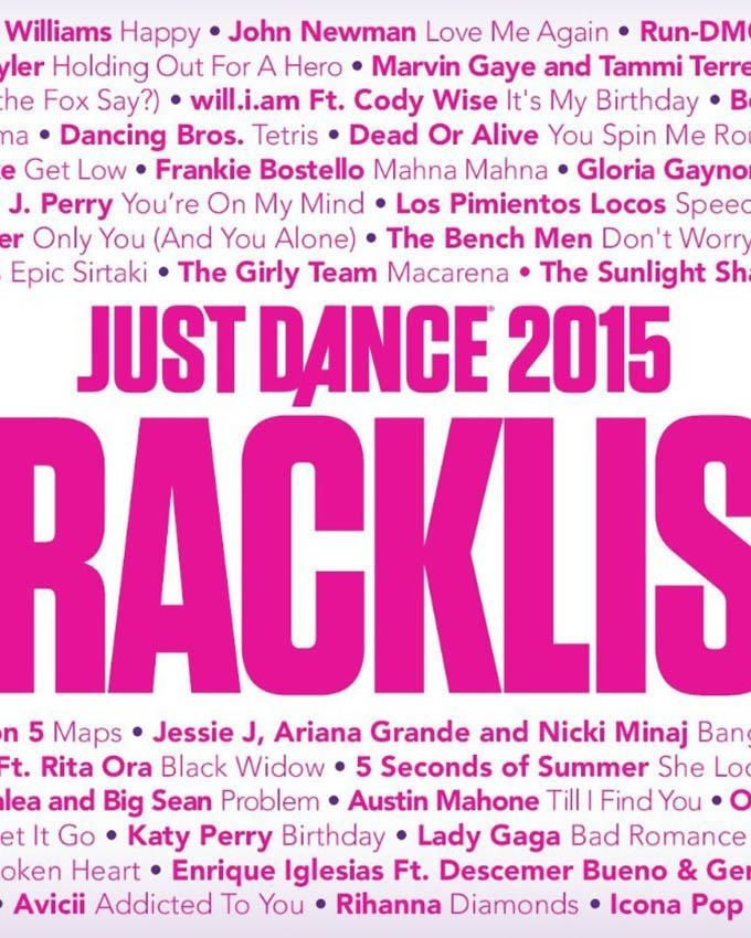 Just Dance 2015 For PlayStation 4 - Sony