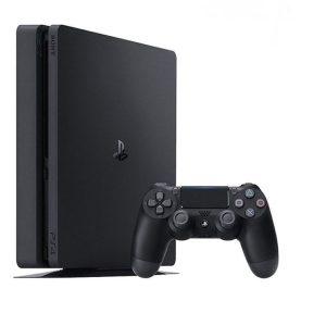 Sony PlayStation 4 Slim Mega Bundle - 2 Games