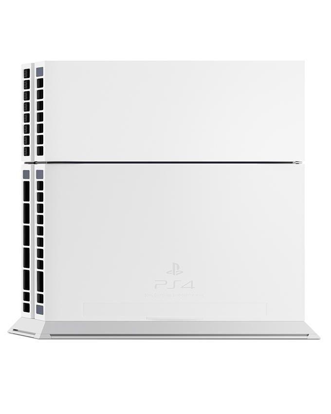 Sony PlayStation 4  500 GB (HDD) Region 2 UK  White