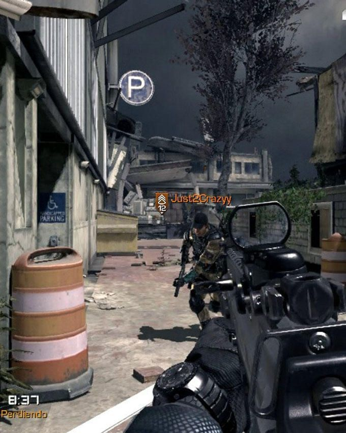 Call Of Duty Ghost For PlayStation 3 Sony