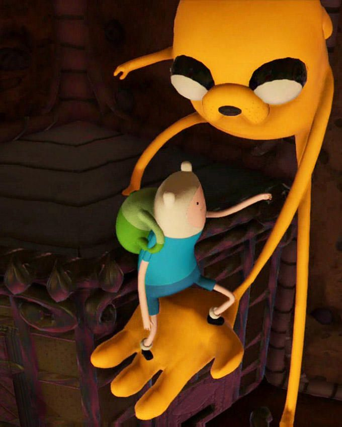 Adventure Time Finn and Jake Investigations For PlayStation 3