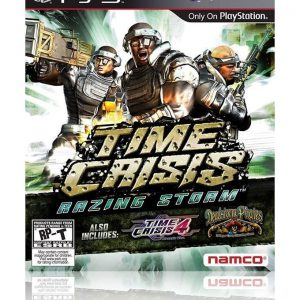 Timecrises Razing Storm For PlayStation 3