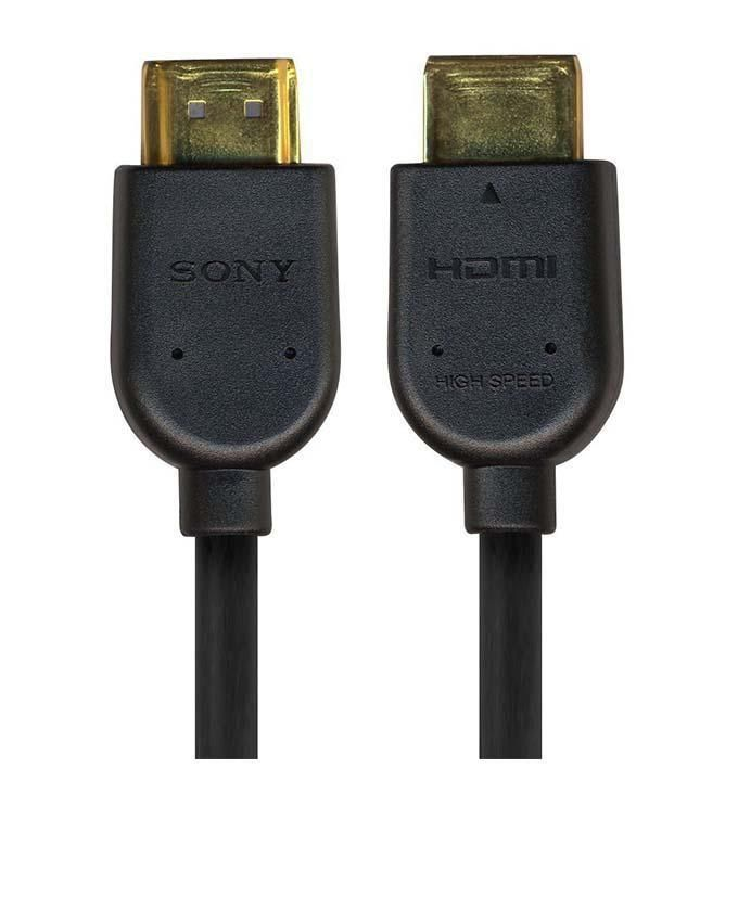 HDMI Cable For PS3 Black  - Sony