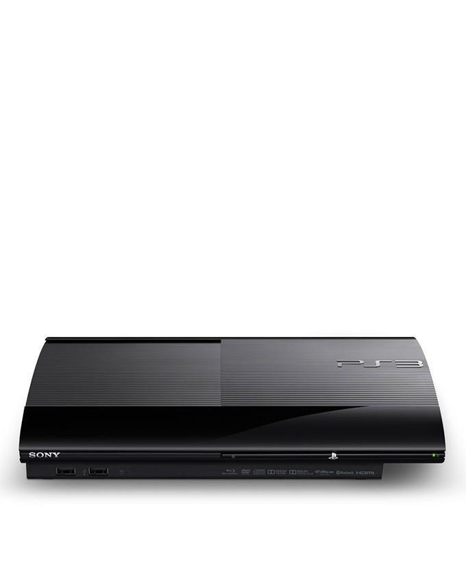Sony PlayStation 3 Super Slim Console 500 GB Black