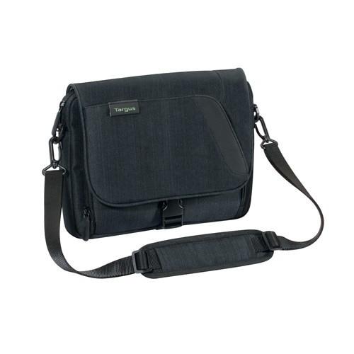TARGUS 9.7 Transpire Mini Messenger For Tablet - Black