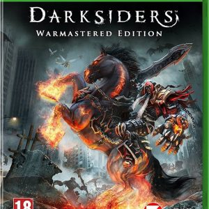 Darksiders: Warmastered Edition For  Xbox One  -  THQ