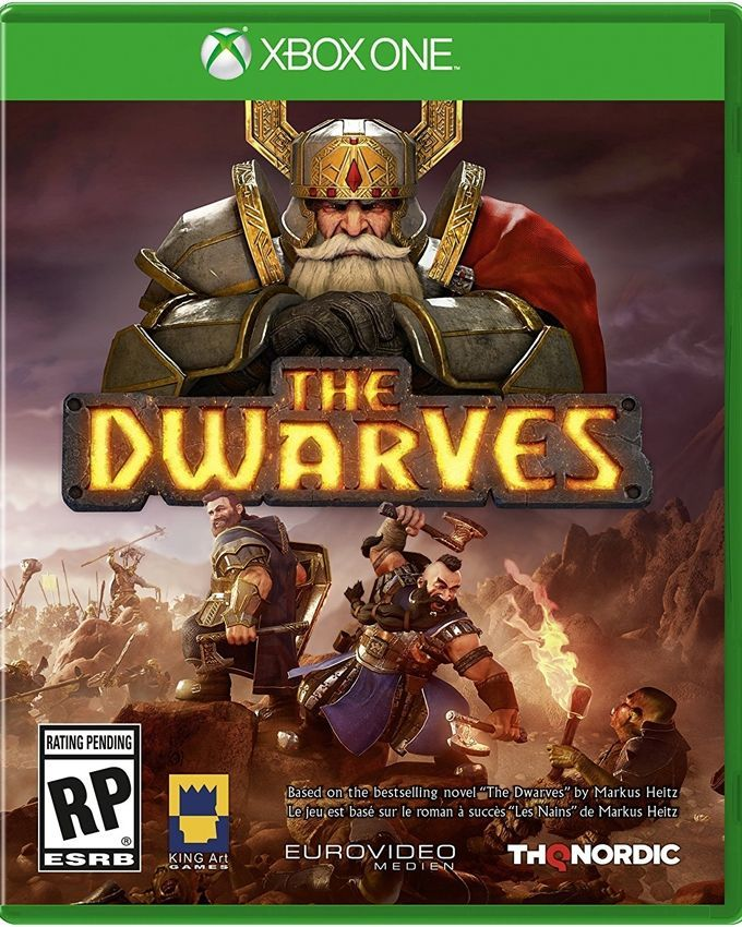 The Dwarves For  Xbox One  -  THQ