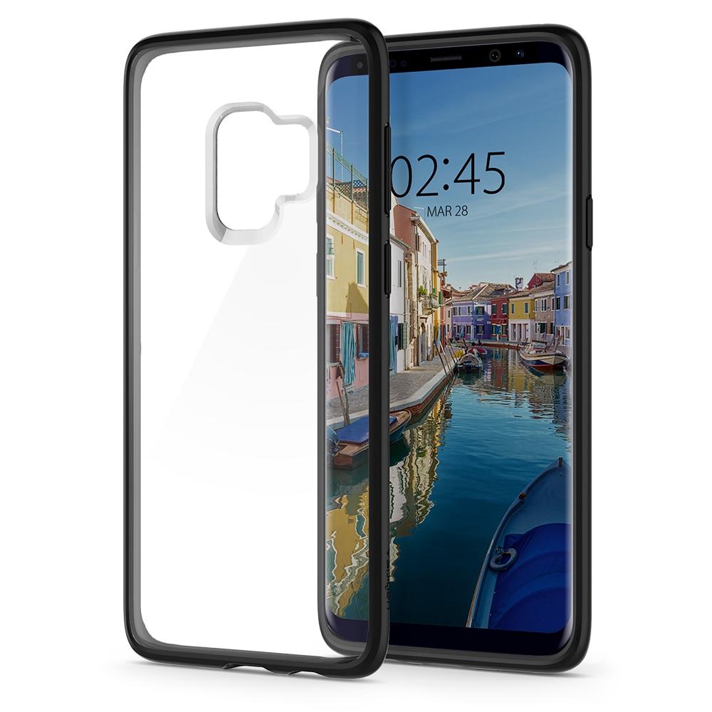 Samsung Galaxy S9 Spigen Original Ultra Hybrid Case - Matte Black