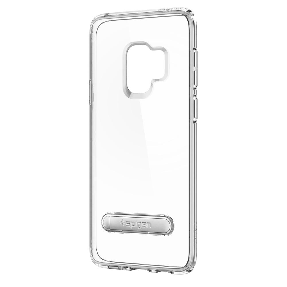 Samsung Galaxy S9 Spigen Ultra Hybrid S Case - Crystal Clear