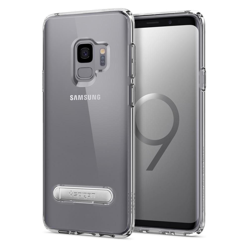 Samsung Galaxy S9 Plus Spigen Ultra Hybrid S Case - Crystal Clear