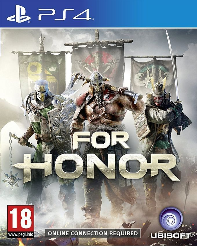 For Honor Standard Edition For PlayStation 4 - Ubisoft
