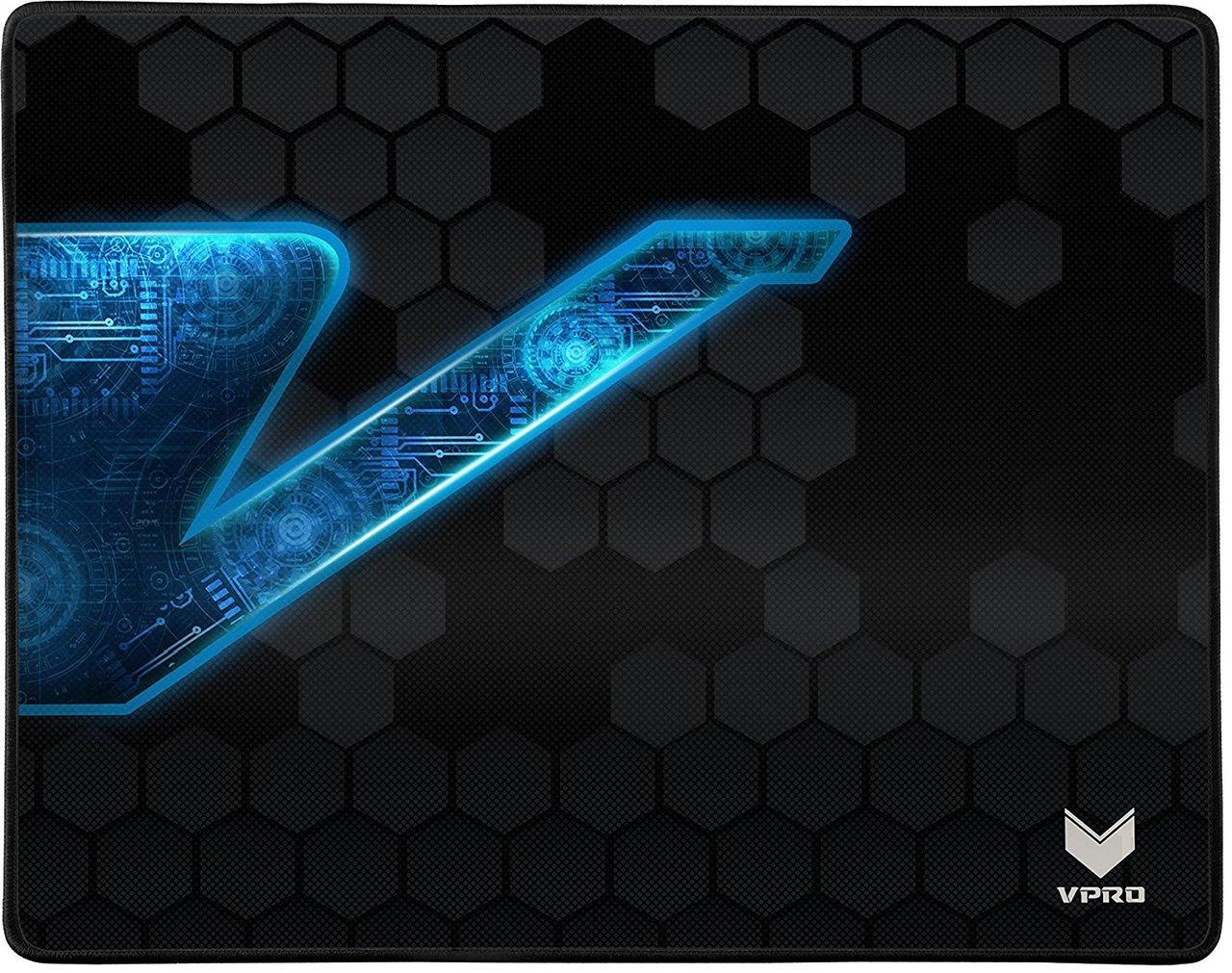 Rapoo VPRO V1000 Gaming Mouse Mat (Large) - Black